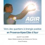 Colloque AGIR-Région PACA
